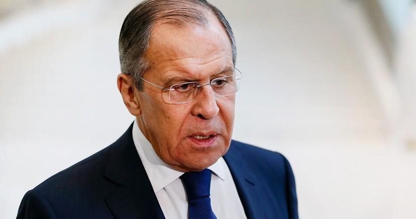 Лавров: Отношений между Россией и НАТО нет
