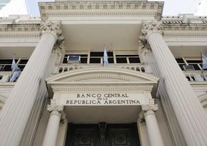 Argentina Mərkəzi Bankı uçot dərəcəsini 60%-a qaldırıb