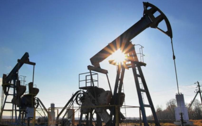 Brent markalı neftin qiyməti 37,9 dollara düşüb