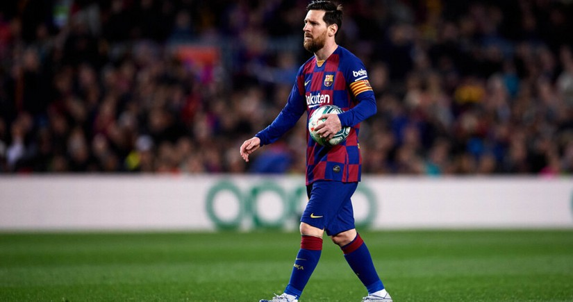 Messi İspaniya Kubokunda klub rekorduna imza atıb