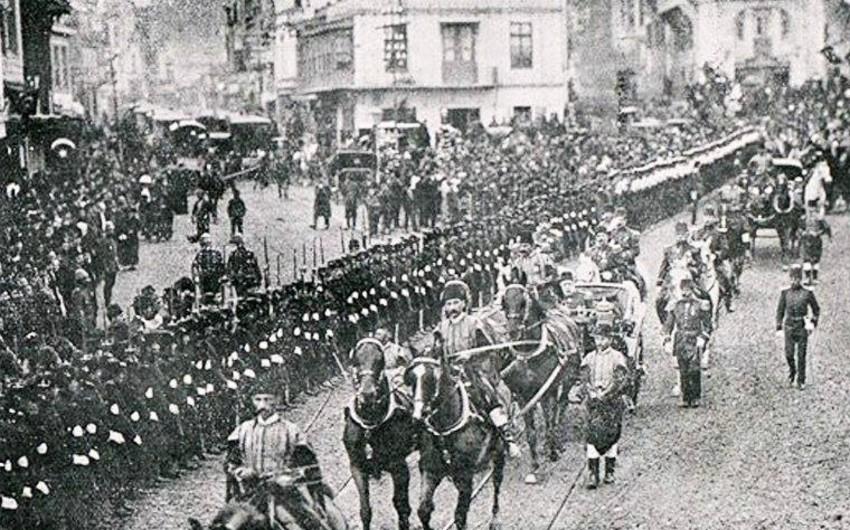 Сегодня 101 год со дня освобождения Баку от армяно-большевистских захватчиков