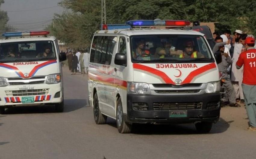 В ДТП в Пакистане погибли 11 человек