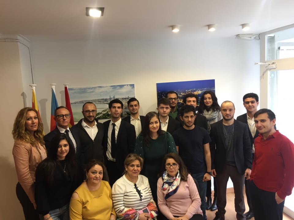 House of Azerbaijan opens in Barcelona