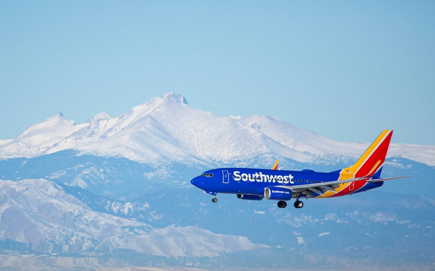 Southwest Airlines ends last year with $ 3 billion loss