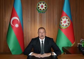 Prezident: Demokratiyanın inkişafı və insan hüquqlarının qorunması hökumətimizin başlıca prioritetləri sırasındadır