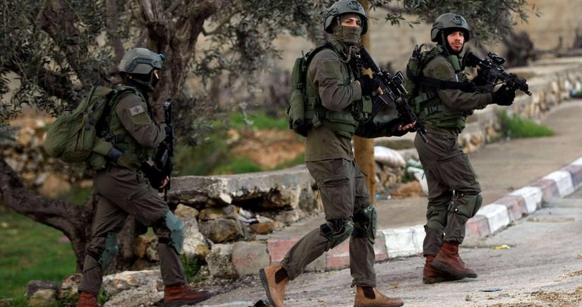 İsrailin Qəzzaya hücumu başladı