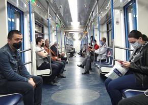 Bakı metrosu 38 gündən sonra yenidən fəaliyyətdə - VİDEOREPORTAJ