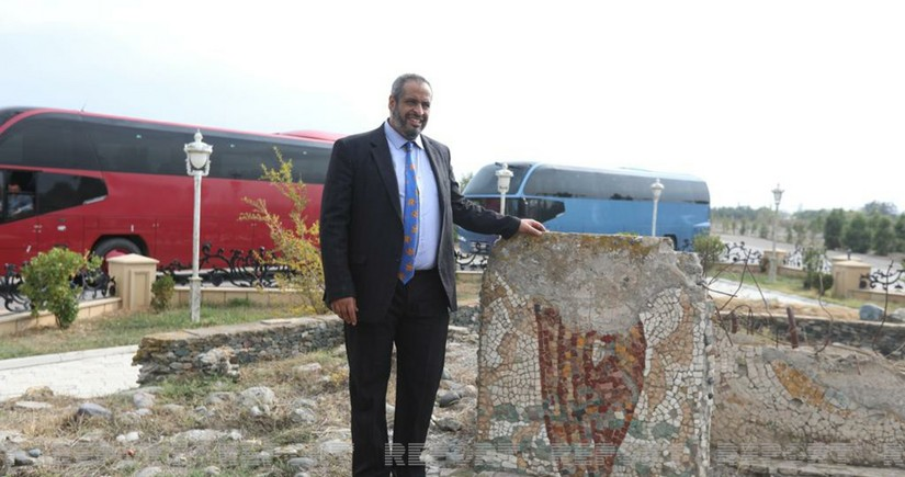 Libyan Charge d'Affaires: We want to participate in restoration of Karabakh