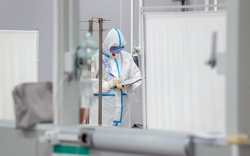 Rusiyanın 100 yaşlı sakini koronavirusdan sağalıb