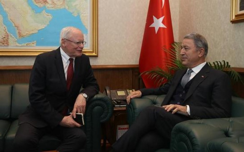 Türkiyə və ABŞ Suriyadakı təhlükəsizlik zonasının yaradılmasına çalışacaqlar