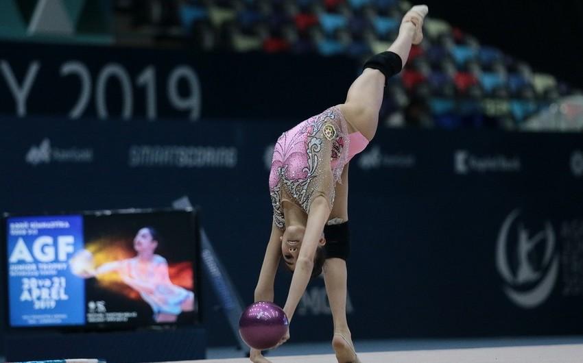 Milli Gimnastika Arenasında 2-ci AGF Junior Trophy beynəlxalq turnirinə start veriləcək