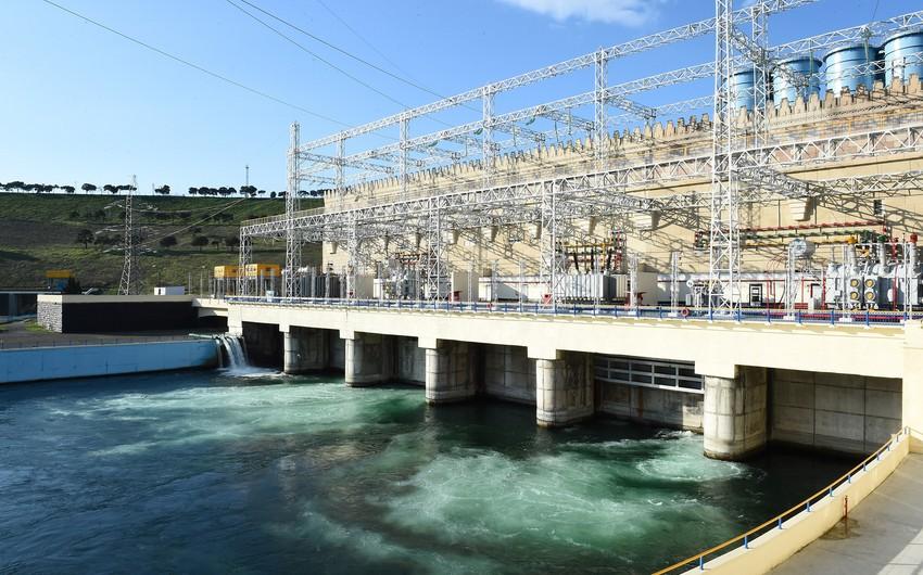Mingəcevirdə elektrik stansiyaları normal rejimdə fəaliyyət göstərir