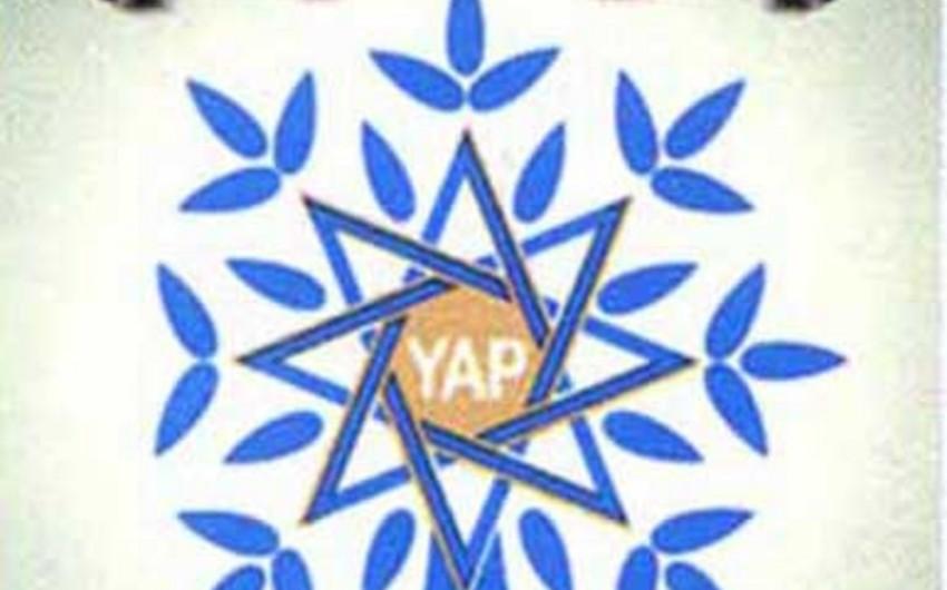 YAP-ın bələdiyyə üzvlüyünə namizədləri imzatoplama kampaniyasını yekunlaşdırmaq üzrədir