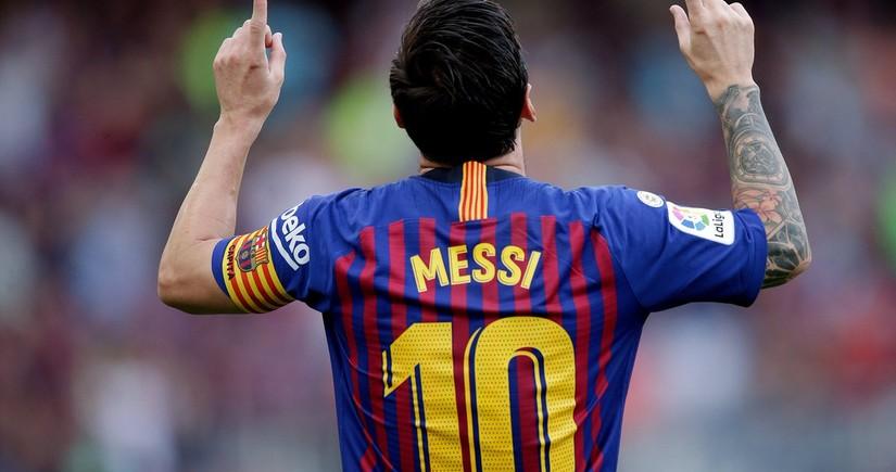 Лапорта ответил на вопрос о будущем Лионеля Месси в Барселоне