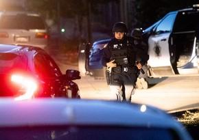 ABŞ-da bayram tədbirində atışma: 1 nəfər ölüb, 4 nəfər yaralanıb