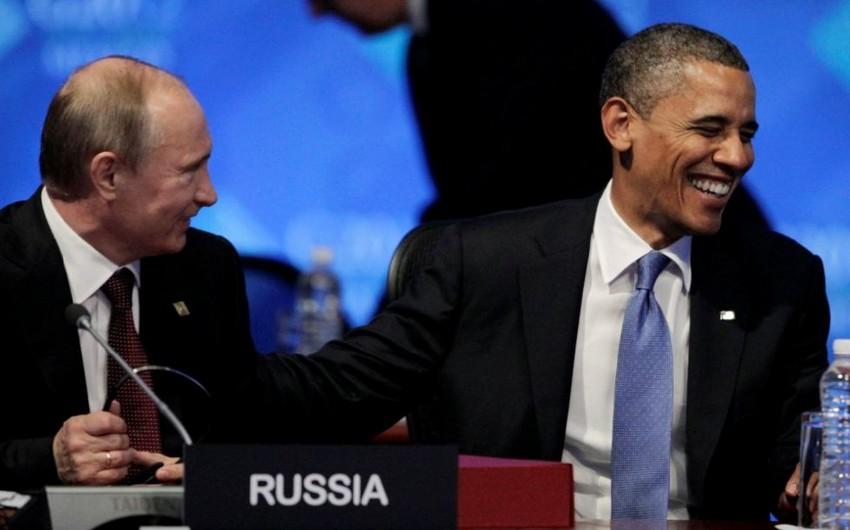 Obama Putinə düzgün qiymət verdiyini düşünür