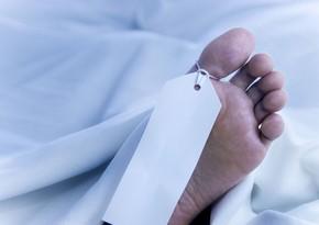 В Загатале подъемный кран сбил насмерть мужчину