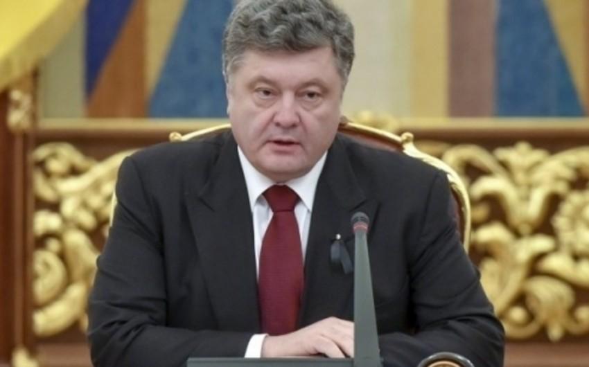 Порошенко подписал новый закон о статусе Донбасса