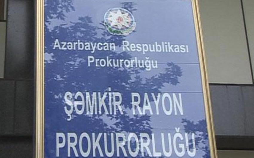 Şəmkir polisi və prokurorluğu yol qəzası ilə bağlı məlumat yayıb