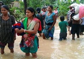 Nepalda daşqın və torpaq sürüşmələrində 88 insan ölüb, 30 nəfər itkin düşüb