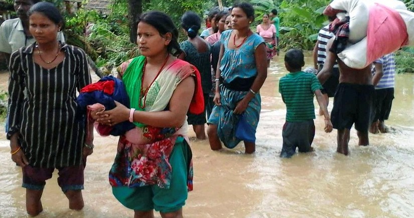 Nepal rains kill 88 people, leave 30 missing