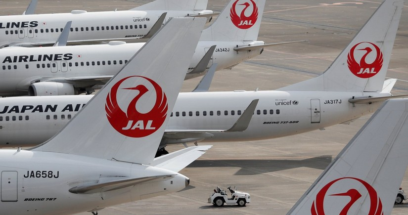 Убытки авиакомпании Japan Airlines составили 2,6 млрд долларов