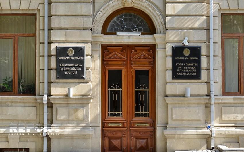 Azərbaycan Dini Qurumlarla İş üzrə Dövlət Komitəsində yeni təyinat olub