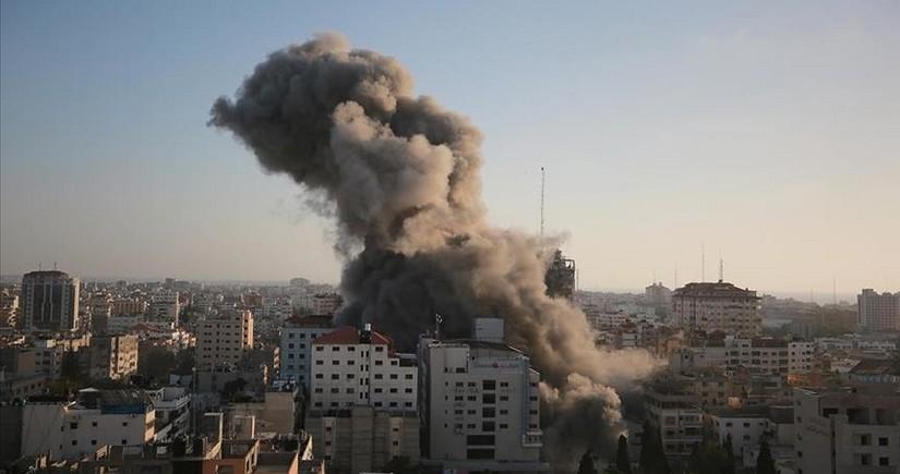 Число погибших в секторе Газа выросло до 67