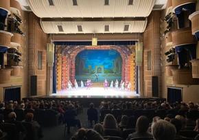 """""""Yeddi gözəl"""" Moskva səhnəsində"""
