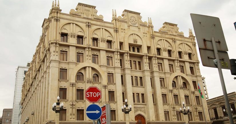 МВД Азербайджана об отстранении от должности начальника дорожной полиции