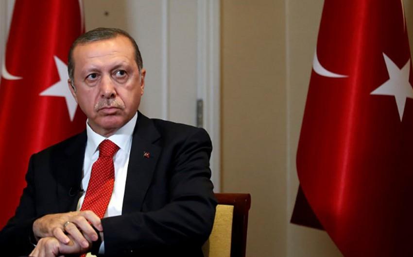 """Türkiyə prezidenti: """"Bəşşar Əsəd terrorçudur"""""""