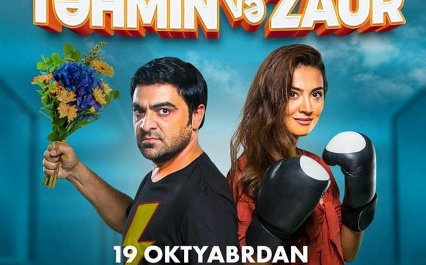 Təhmin və Zaur filminin təqdimatı keçiriləcək