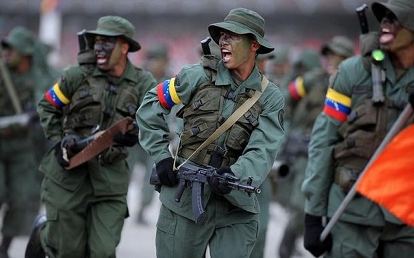 В Венесуэле группа военных объявила восстание против Мадуро