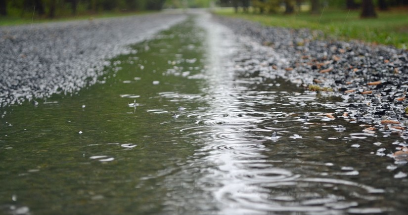 Rain, strong wind expected tomorrow