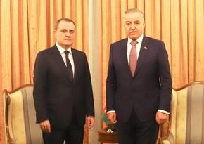 МИД Азербайджана и Таджикистана подписали программу сотрудничества