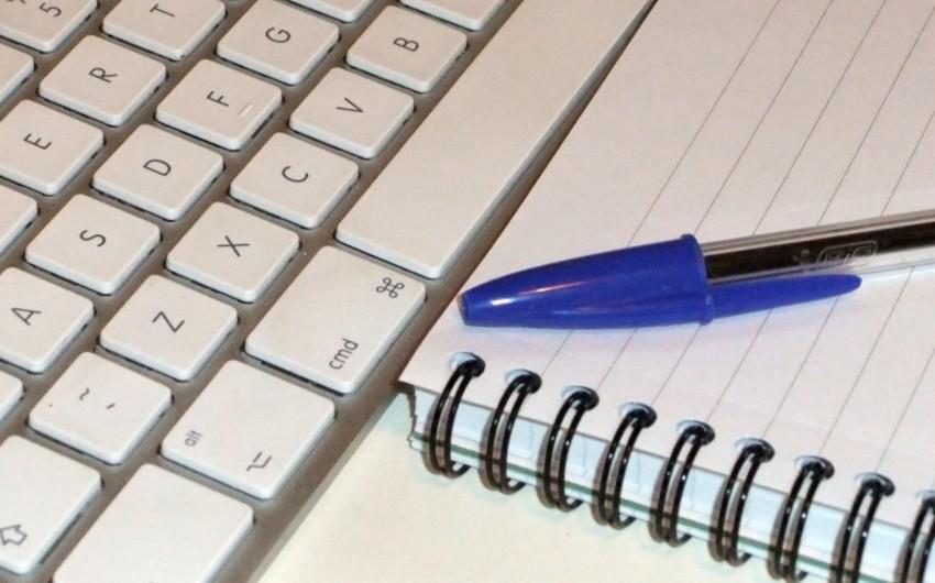Jurnalistlər üçün yazı müsabiqəsi elan edilib
