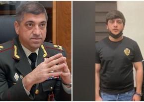 Marketdə məhsulları əzən generalın oğludur - VİDEO