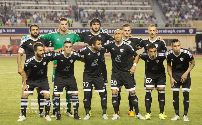 Karabakh FC plays in Champions League today