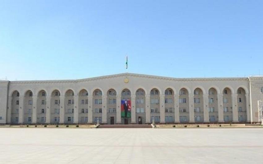 Исполнительной власти города Гянджа выделено 5 млн. манатов