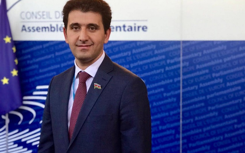 Milli Məclisin deputatı AŞPA-da istismar müddəti bitmiş AES-lərdən istifadənin dayandırılmasına çağırıb