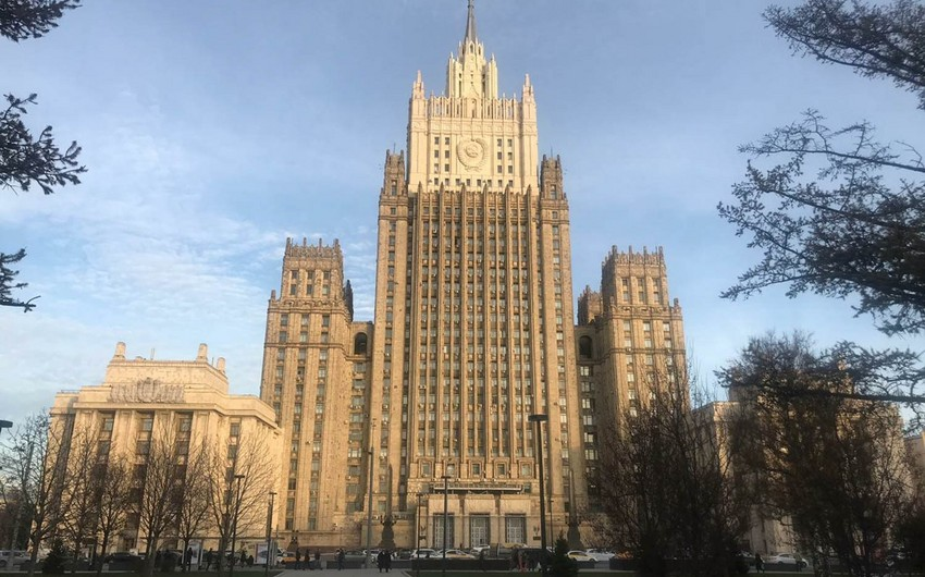 Russian FM comments on expulsion of two Russian diplomats from Germany