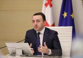 """İrakli Qaribaşvili: """"Gürcüstan və Azərbaycan arasında etimad var"""""""