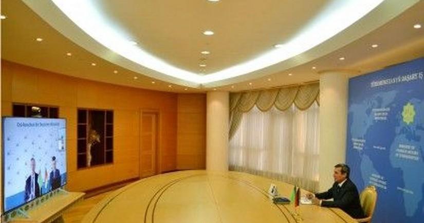 Turkmenistan, Germany discuss strengthening trade, economic ties