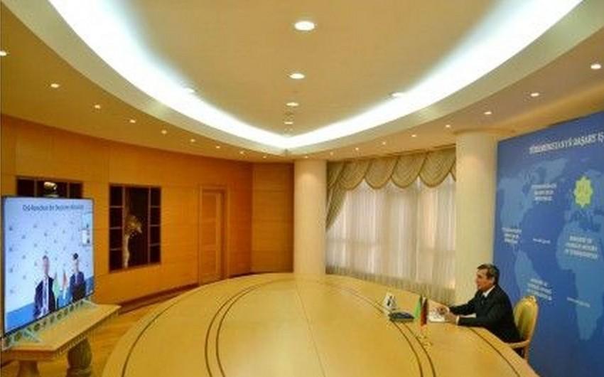 Туркменистан и Германия обсудили активизацию торгово-экономических отношений