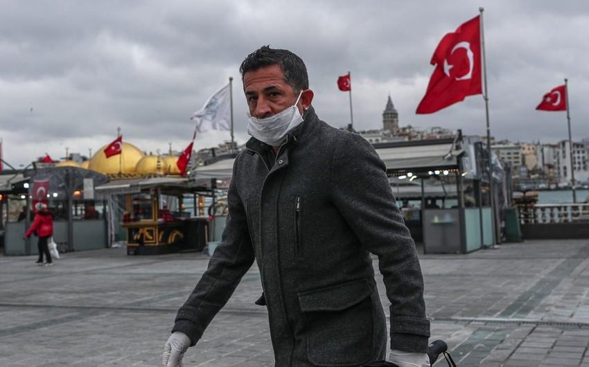 Türkiyədə son sutkada koronavirusdan 28 nəfər ölüb
