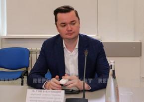Марьян Заблоцкий: Украина рассчитывает на инвестиции Азербайджана в сеть 4G