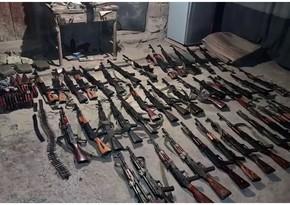 В Армении задержан полицейский, торговавший оружием из Карабаха