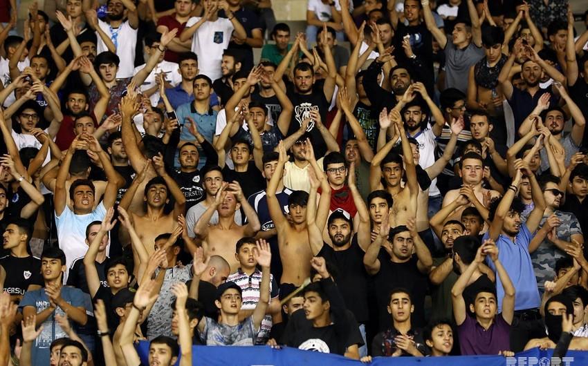 Qarabağ klubu UEFA-nın azarkeşlərlə bağlı hesabatında birinci yeri tutub