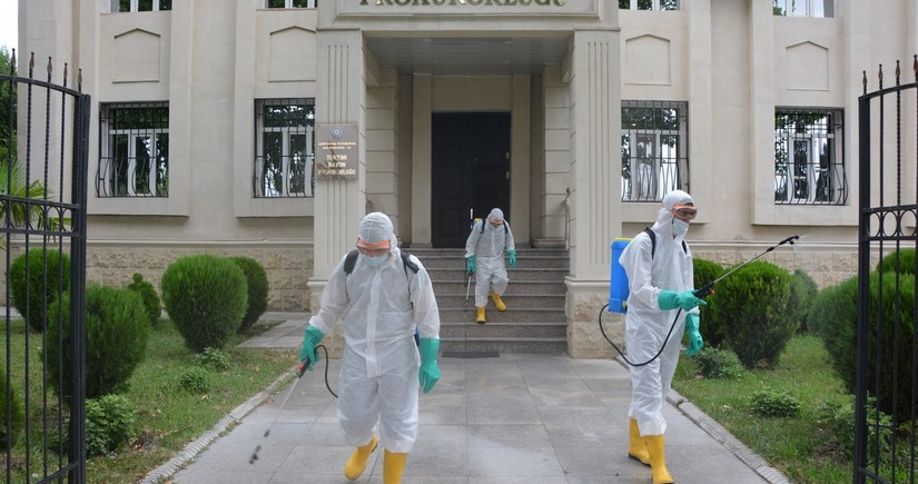 В Азербайджане прокурор умер от коронавируса