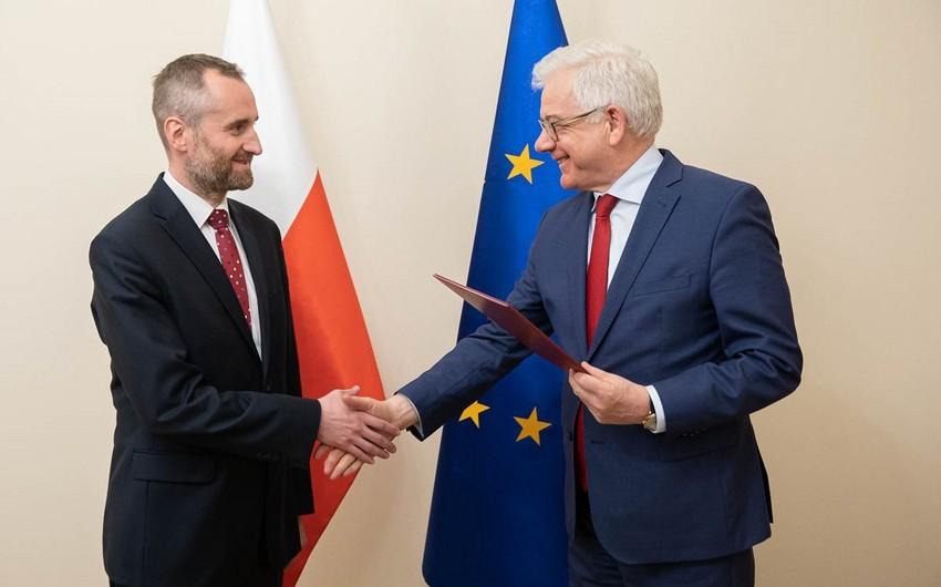 Польша назначила нового посла в Азербайджане